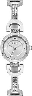 DKNY Women's NY2751 Analog Quartz Silver Watch