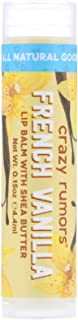 French Vanilla Lip Balm Crazy Rumors 0.15 Balm by Crazy Rumors
