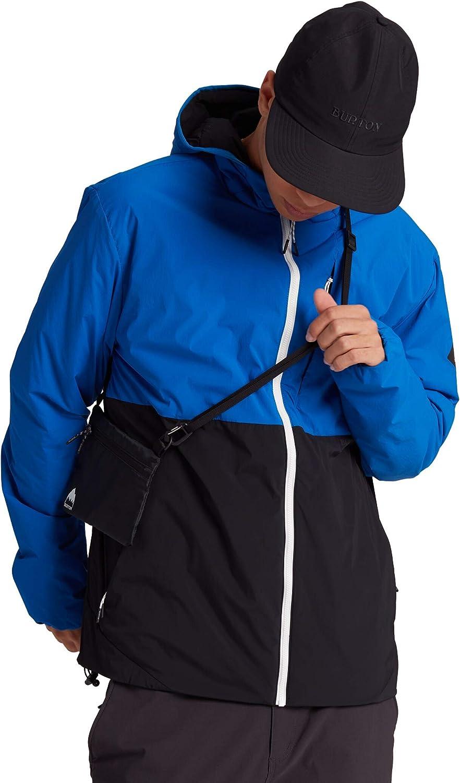 Burton Mens Multipath Hooded Insulated Jacket