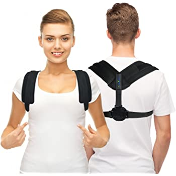 Corrector Postura Espalda para Mujer y Hombre, Corrector de ...