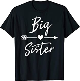 big sister arrow shirt