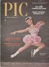 PIC: The Magazine Men Prefer, March 1950, Volume 21, Number 2