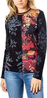 Luxury Fashion | Desigual Womens 19WWTKB2BLACK Black T-Shirt | Autumn-Winter 19