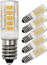 Set van 5 E14 LED Lampen 4W Vervangt 40W 35W Warm Wit 3000K 420Lumen 220V 230V wandlamp woonkamer kroonluchter Kleine Lamp...