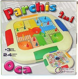 Parch/ís y ajedrez autom/ático 9625 JUINSA
