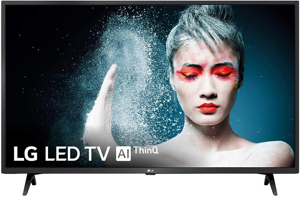 Lg, full hd smart tv wi-fi, 43 pollici 43LM6300PLA