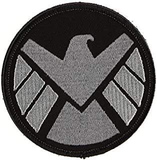 LiZMS Tactical Patch : The Avengers Team - Hook and Loop Fasteners
