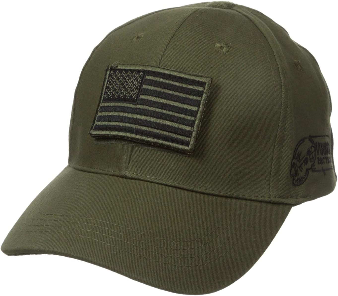 VooDoo Tactical 20-9351004000 Cap with Flag quality assurance Patch OD Selling rankings Removable