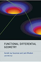 Functional Differential Geometry (The MIT Press) Hardcover
