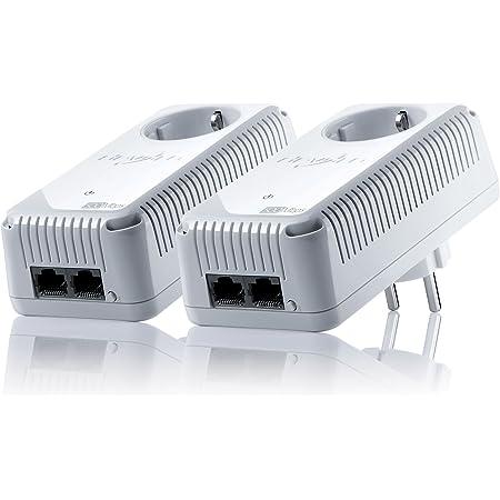 Devolo Dlan 500 Duo Starter Kit Weiß Computer Zubehör