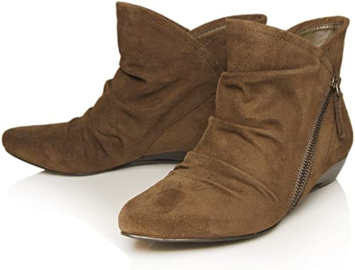 Nine West - Stiefel para damen Khaki   braun 35 (3 UK)