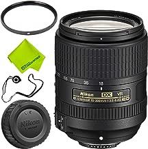 Nikon AF-S DX NIKKOR 18-300mm f/3.5-6.3G ED VR Lens Base Bundle