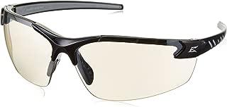 Edge Eyewear DZ111AR-G2 Safety Glasses, Black with Anti-Reflective Lens