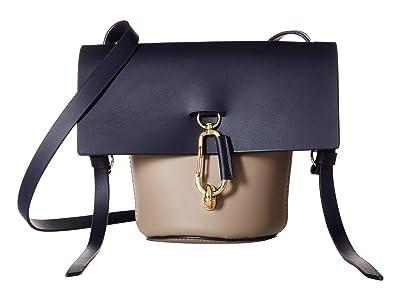 ZAC Zac Posen Belay Mini Crossbody (Parisian Nights) Cross Body Handbags