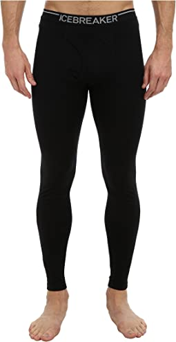 Icebreaker - Oasis Mid-Weight Merino Leggings with Fly