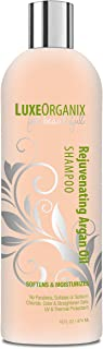 Sulfate Free Shampoo Safe For Color Treated Hair And Keratin Treatments. Moroccan Oil Repairs And Smooths Damaged, Dry, Cu...