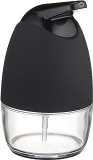 AmazonBasics Pivoting Soap Pump Dispenser - Black