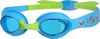 Zoggs Swimming Pool Aqua Fun Little Twist Swim Goggles, Blue/Green/Tint