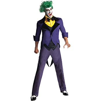 La mayoría Joker traje de Batman Gotham City Busco 2 pcs ...