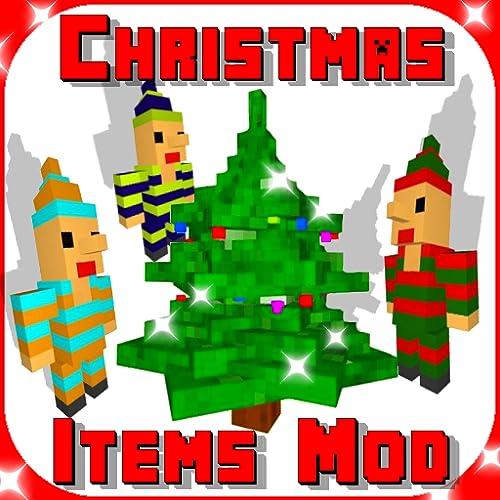 Christmas Items Mod