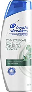 Head and Shoulders Itchy Scalp Care with Eucalyptus Anti-Dandruff Shampoo 400mL
