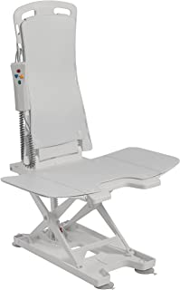 Drive Medical Bellavita Auto Bath Tub Chair Seat Lift, White