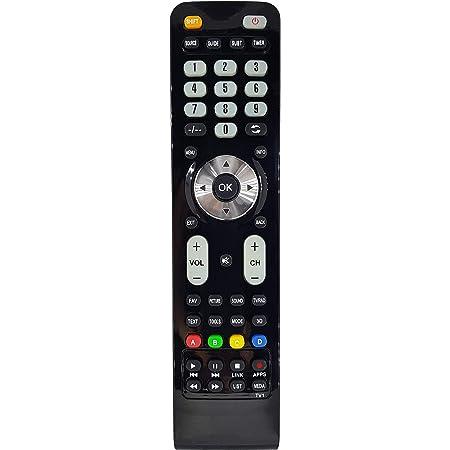 MD21217 BC47669B Ersatzfernbedienung für MEDION LIFE P12123 MSN 30015588