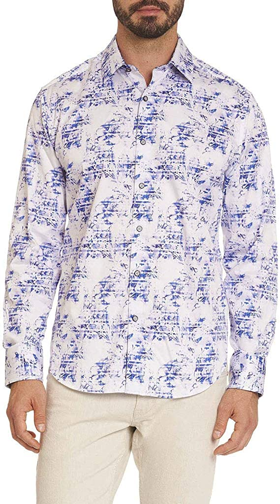 Robert Graham Men's Lamar L/S Woven Shirt