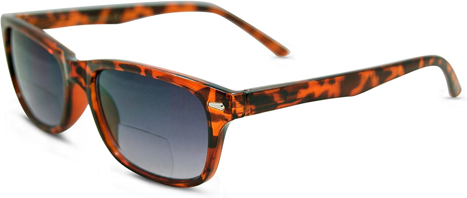 In Style Eyes Seymore Retro BiFocal Sunglasses for Women and Men