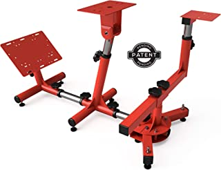 Arozzi Velocità Gaming Racing Simulator Stand – Red
