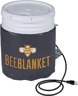 Powerblanket BB05PRO Bee Blanket 5-gallon Bucket Honey Warming Blanket, Ideal for warming solid or crystallized honey, Adj...