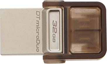Kingston Digital 32GB Data Traveler MicroDuo USB 2.0 micro USB OTG DTDUO/32GB