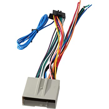 Amazon.com: RED WOLF Pioneer Radio Stereo Receiver Install Wire Harness  Amp/SWC Plug Connector for Ford F150 Escape Focus 2004-2013, Lincoln  2006-2010 Town Car: AutomotiveAmazon.com