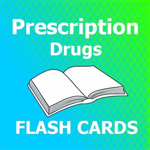 Prescription Drugs Flash Cards 2018 Ed product image