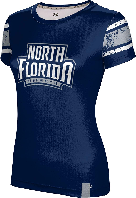 ProSphere University of North Florida Girls' Performance T-Shirt (End Zone)