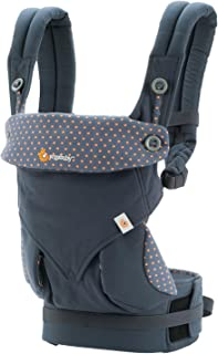 Ergobaby Baby Carrier (Four Position 360), Dusty Blue