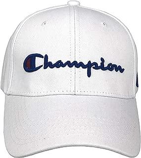 Champion Classic Twill Hat Adjustable Baseball Cap