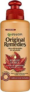 Garnier Original Remedies tratamiento capilar aceite en crema Savia de Arce - 200 ml