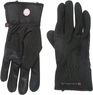 Manzella Men's Tempest Windstopper Touch Tip Gloves