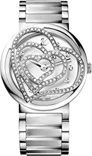 Swarovski Casual Watch For Women Analog Stainless Steel - 1130167