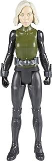 Marvel Infinity War Titan Hero Series Black Widow with Titan Hero Power FX Port