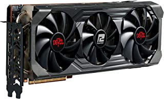 PowerColor AMD Radeon RX6800 搭載 グラフィックボード オリジナルファン [ AXRX 6800 16GBD6-3DHE/OC ]