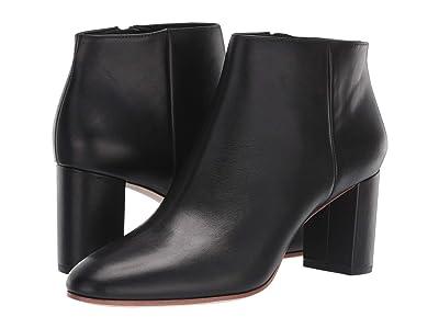 Loeffler Randall Ana Ankle Bootie (Black Soft Calf) Women