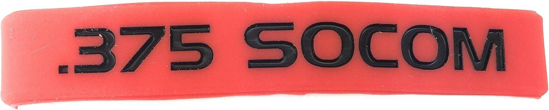 375 SOCOM Magazine Super intense SALE Max 68% OFF Marking 3 Pack Band