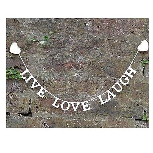 Live Laugh Love Decoration Amazon Co Uk