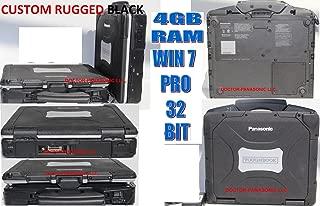 Panasonic CF-30 Rugged Toughbook Windows 7 Touchscreen 4GB 500GB
