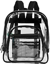 Best clear glitter backpack Reviews