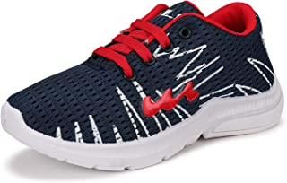 Cogs Boys Red-914 Casual Sports Running Shoes