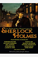The Improbable Adventures of Sherlock Holmes Kindle Edition