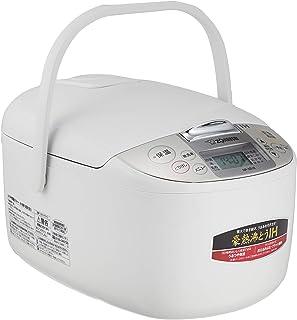 象印 炊飯器 一升 IH式 極め炊き ホワイト NP-XB18-WA